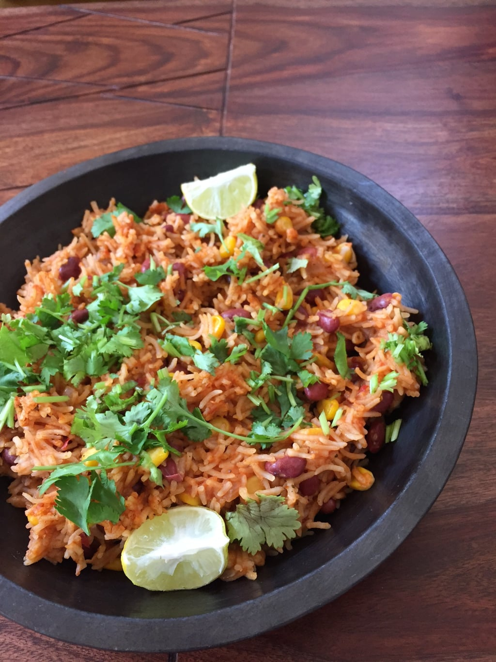 Indian mexican rice from monica bhide recipe saffron trail earlier this month i got a teaser in the email words that tantalized my taste budsand then i finally received the book itself from random house forumfinder Image collections