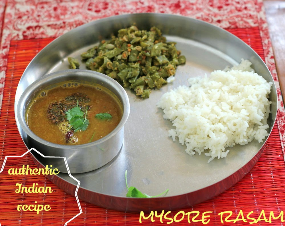 Recipe for mysore rasam an authentic recipe from my family mysore rasam forumfinder Images