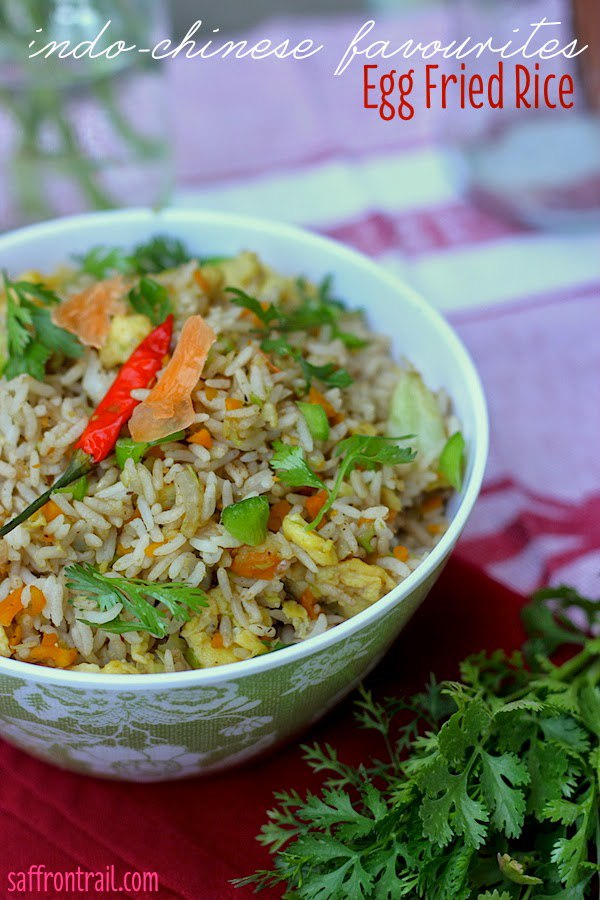 How to make egg fried rice recipe for egg fried rice indochinese egg fried rice is one recipe for which you can actually ensure that theres a box full of leftover rice sitting in the refrigerator ccuart Image collections