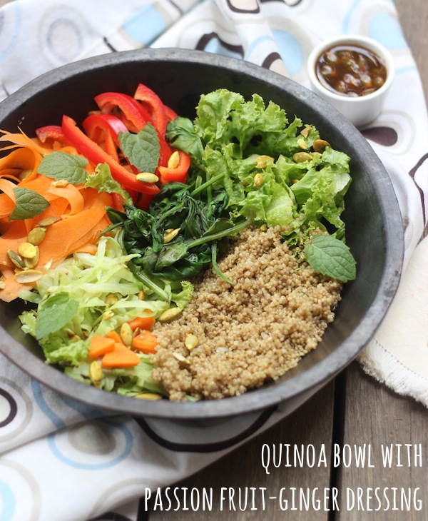 how to make a quinoa salad