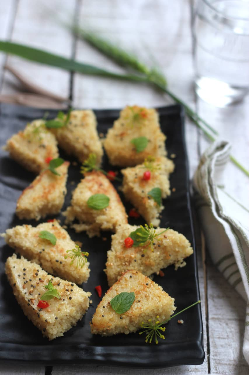 Instant oats rava dhokla recipe saffron trail this recipe for oats rava dhokla gives you another delicious way to eat oats if you are tired of eating porridge alone forumfinder Choice Image