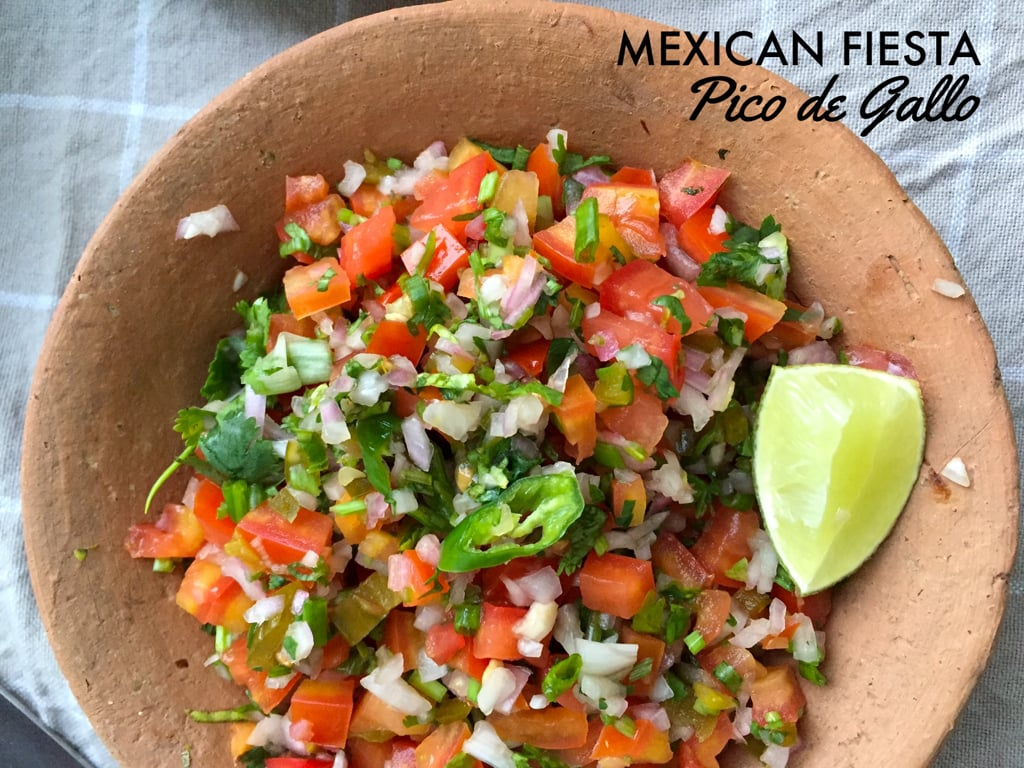 Pico de gallo vegetarian mexican recipes saffron trail you cannot say or even type this word without your mouth watering thats the effect of this incredibly piquant condiment that is integral to mexican forumfinder Choice Image