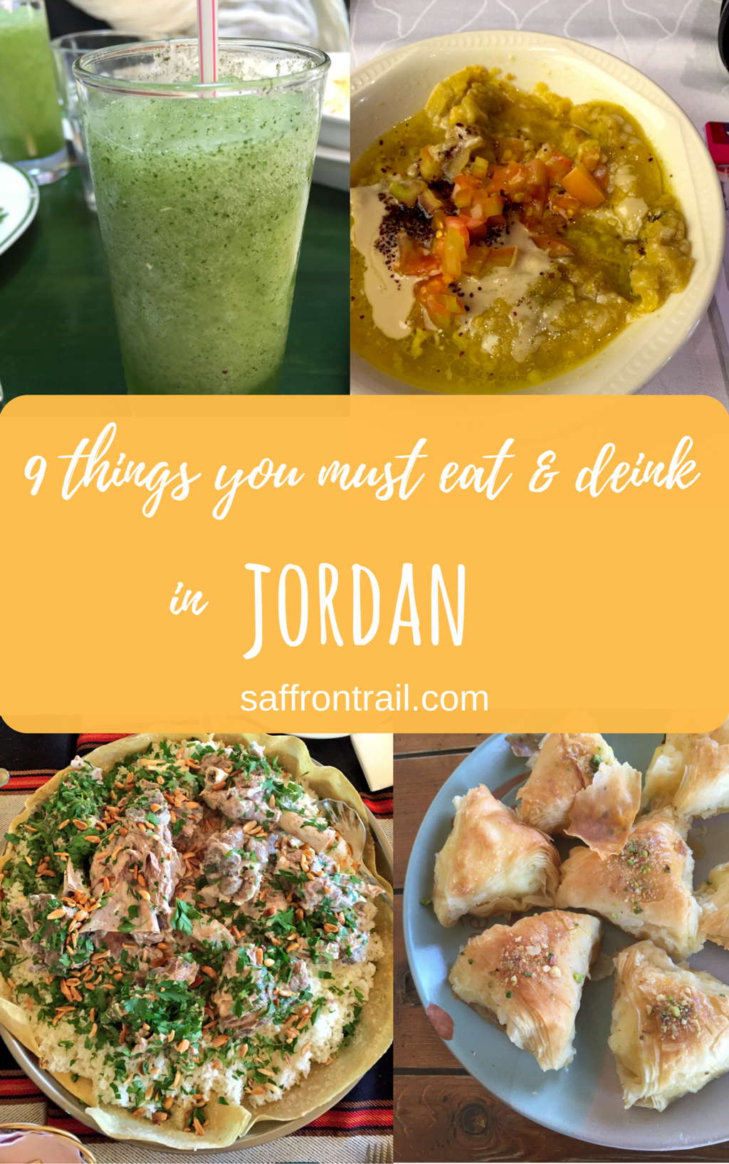 Jordanian food 9 dishes and drinks you must try saffron trail jordanian food 9 dishes and drinks you must try forumfinder Images
